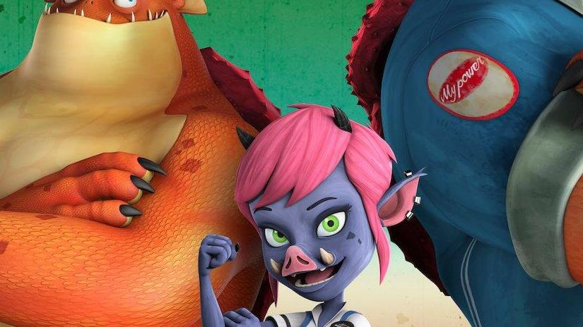 Immagine tratta da Monster Island
