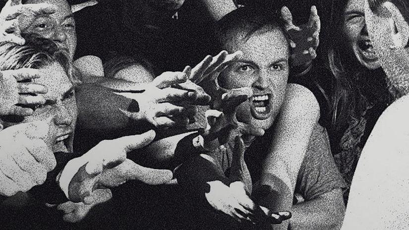 Immagine tratta da Metallica: Some Kind of Monster