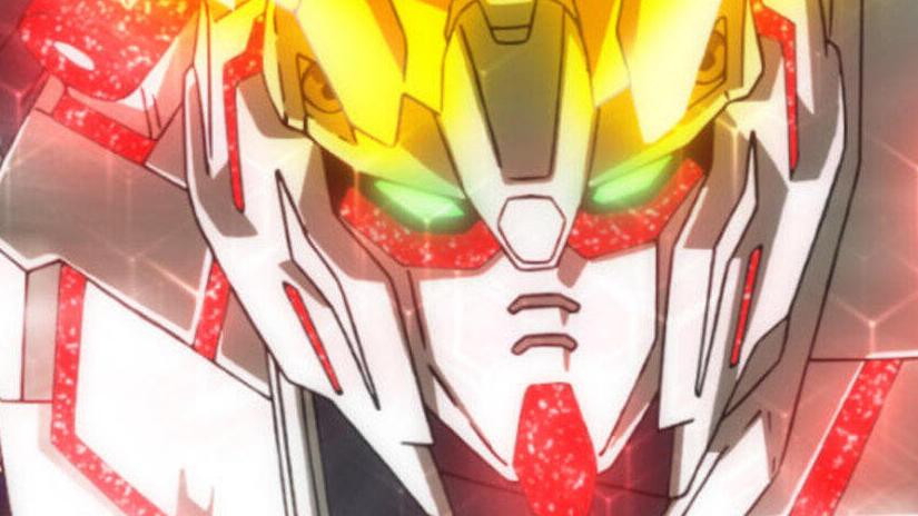 Immagine tratta da Mobile Suit Gundam Unicorn