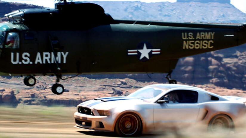 Immagine tratta da Need for Speed