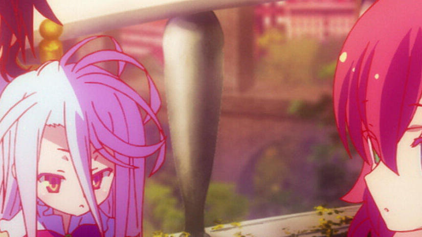 Picture from No Game No Life