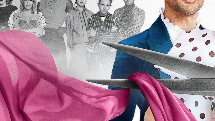Immagine tratta da Next in Fashion