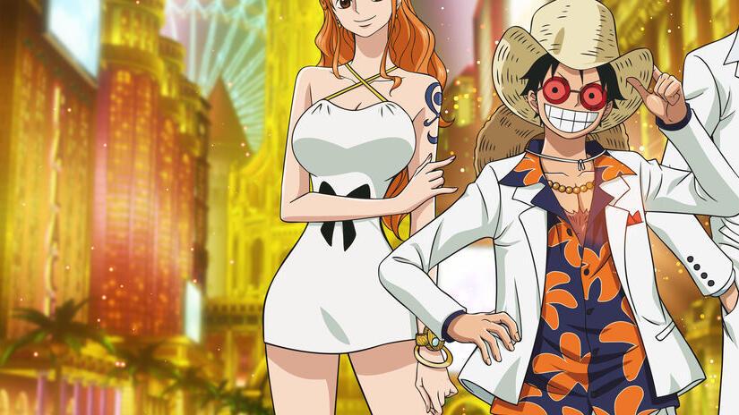 Immagine tratta da One Piece Gold: Il Film