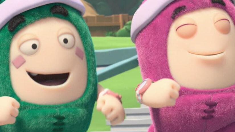 Picture from Oddbods