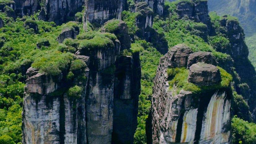 Immagine tratta da One Strange Rock: Pianeta Terra