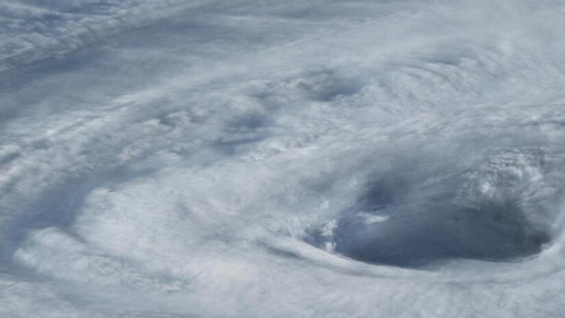 Immagine tratta da Ouragan, l'odyssée d'un vent
