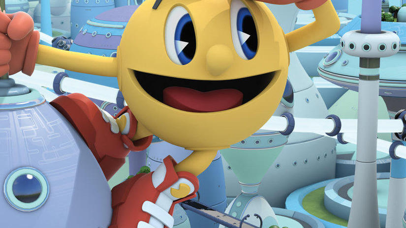 Immagine tratta da Pac-Man and the Ghostly Adventures