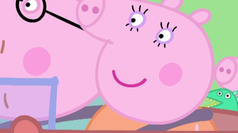 Immagine tratta da Peppa Pig