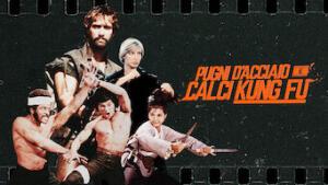 Pugni d'acciaio e calci kung fu