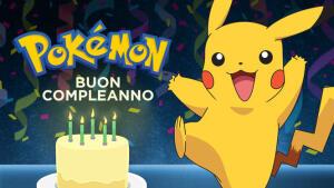 Pokémon: Buon compleannno