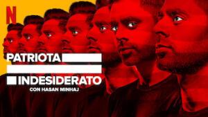 Patriota indesiderato con Hasan Minhaj