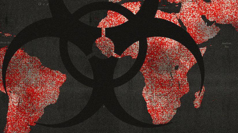 Immagine tratta da Pandemia globale