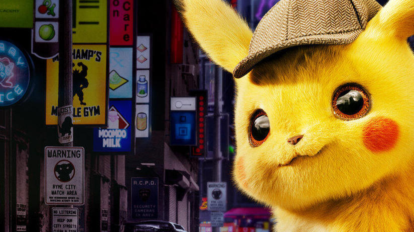 Immagine tratta da Pokémon: Detective Pikachu