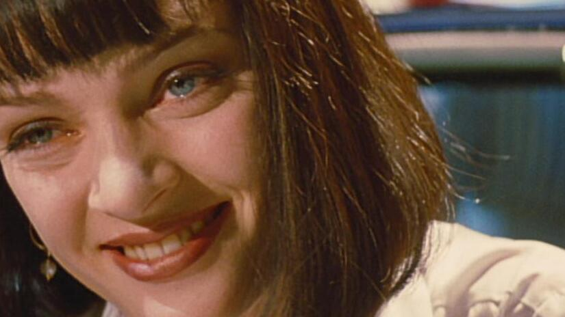 Picture from Pulp Fiction