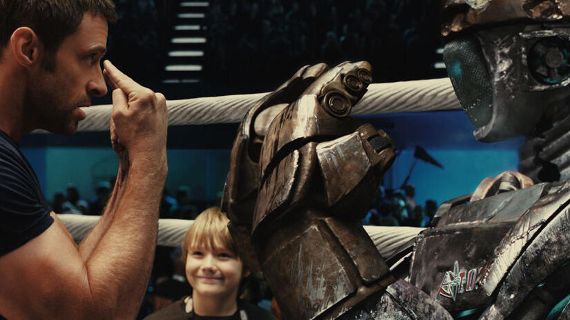 Immagine tratta da Real Steel