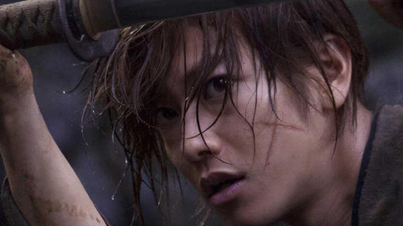 Immagine tratta da Rurouni Kenshin