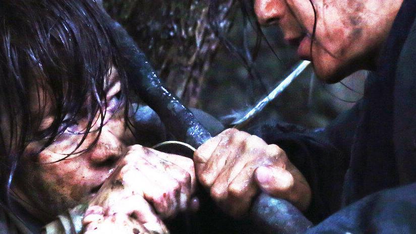 Immagine tratta da Rurouni Kenshin: The Legend Ends