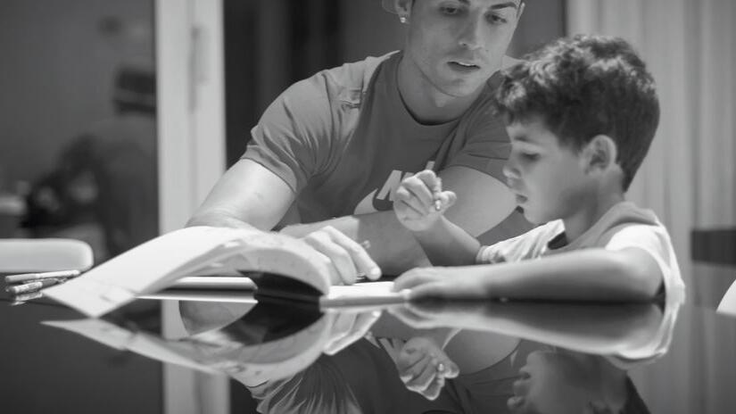Immagine tratta da Ronaldo