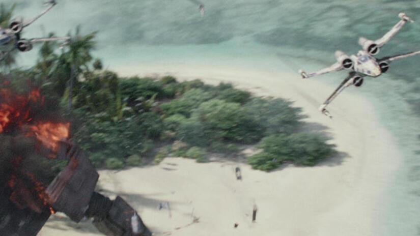 Immagine tratta da Rogue One: A Star Wars Story