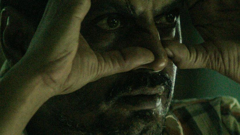 Immagine tratta da Psycho Raman