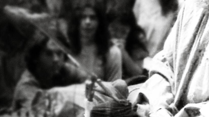 Immagine tratta da Ram Dass - Ritornare a casa
