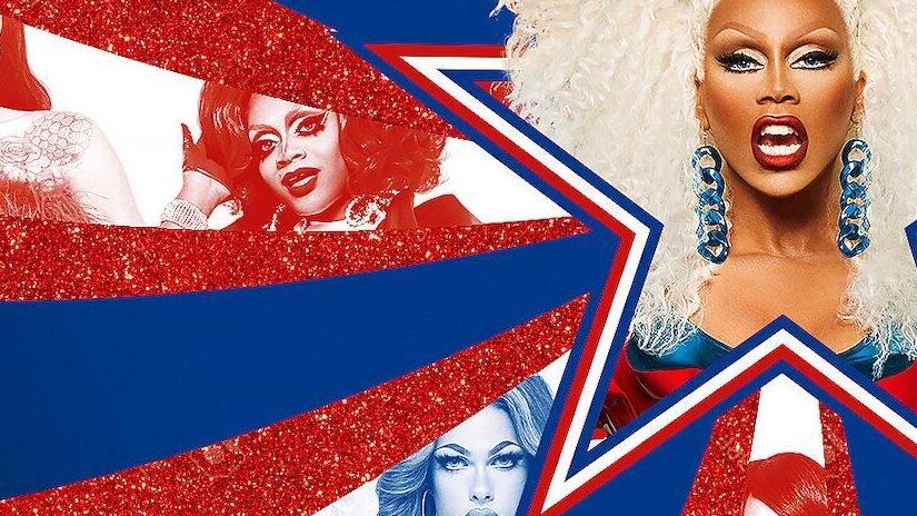 Immagine tratta da RuPaul's Drag Race: Dietro le quinte!