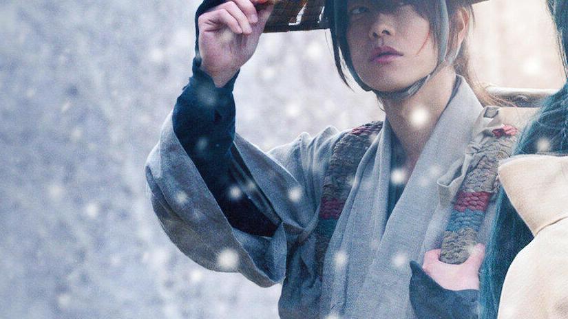 Immagine tratta da Rurouni Kenshin: The Beginning