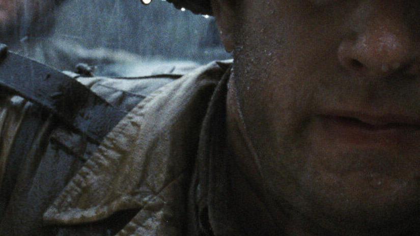 Immagine tratta da Salvate il soldato Ryan