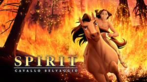 Spirit: Cavallo selvaggio