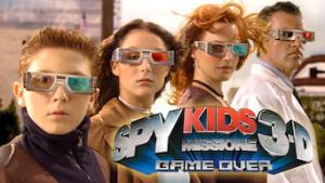 Spy Kids: Missione 3D - Game Over