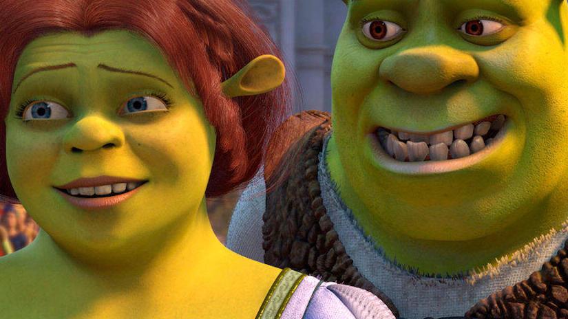 Immagine tratta da Shrek 2