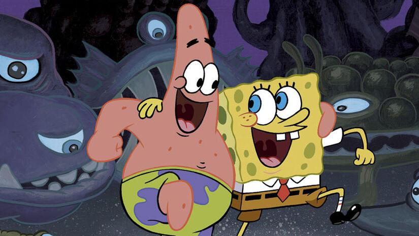 Immagine tratta da SpongeBob - Il film