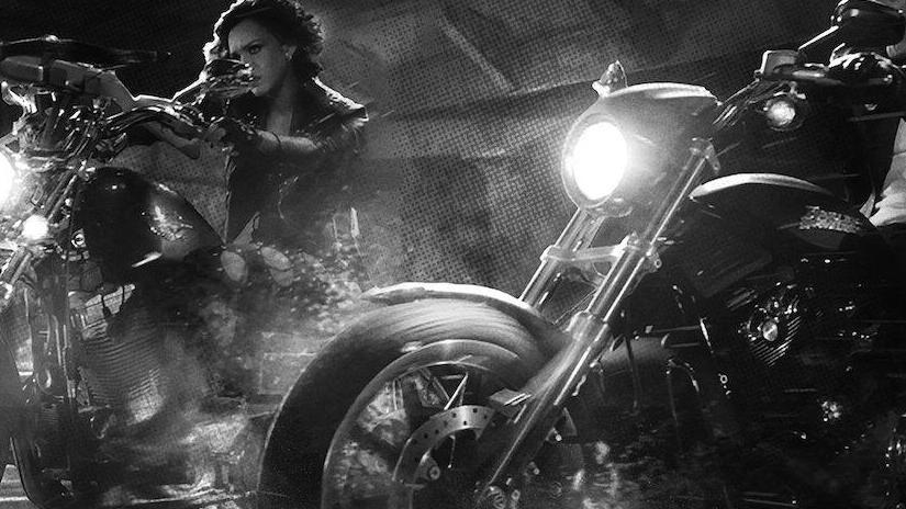 Immagine tratta da Sin City - Una donna per cui uccidere