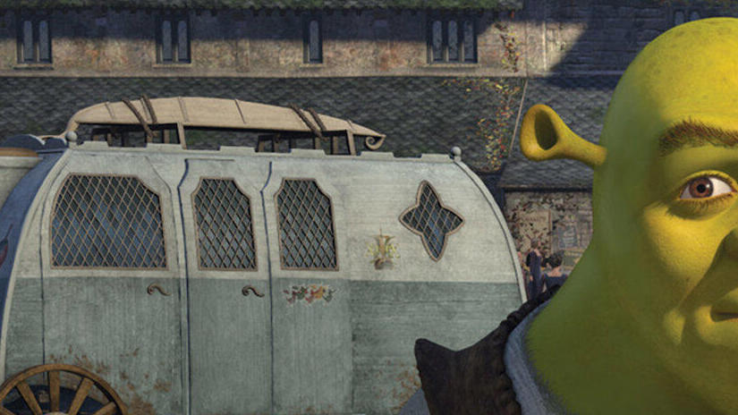 Immagine tratta da Shrek Terzo