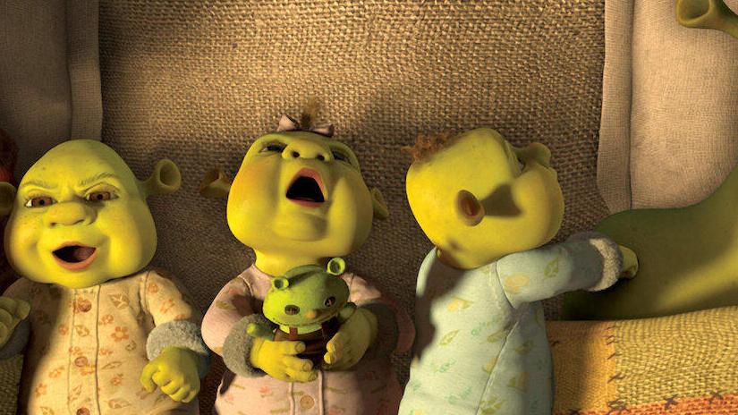 Immagine tratta da Shrek e vissero felici e contenti - L'ultimo capitolo