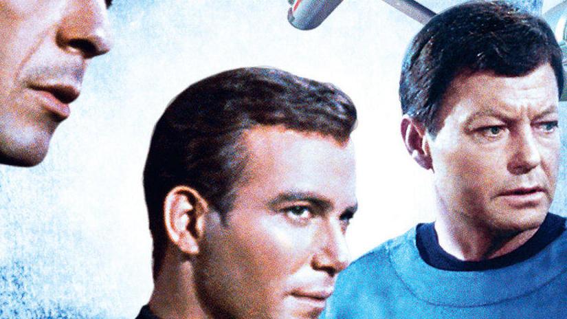 Immagine tratta da Star Trek - Serie classica