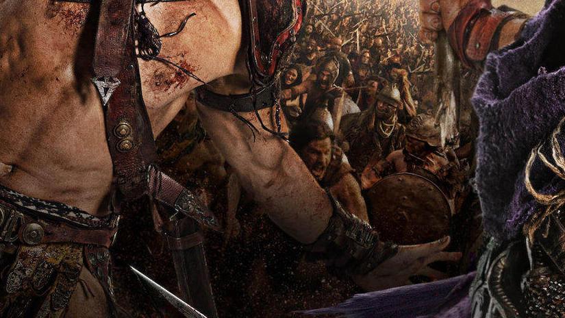 Immagine tratta da Spartacus