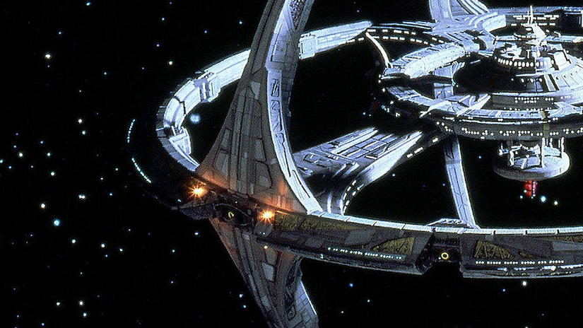 Picture from Star Trek: Deep Space Nine