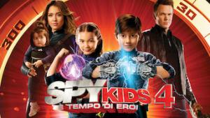 Spy Kids 4 - È tempo di eroi