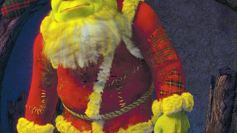 Immagine tratta da Shrekkati per le feste
