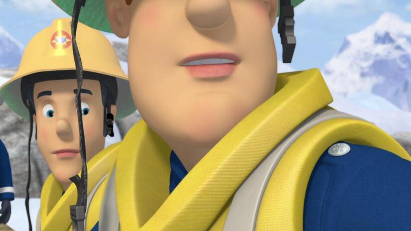 Immagine tratta da Sam il pompiere