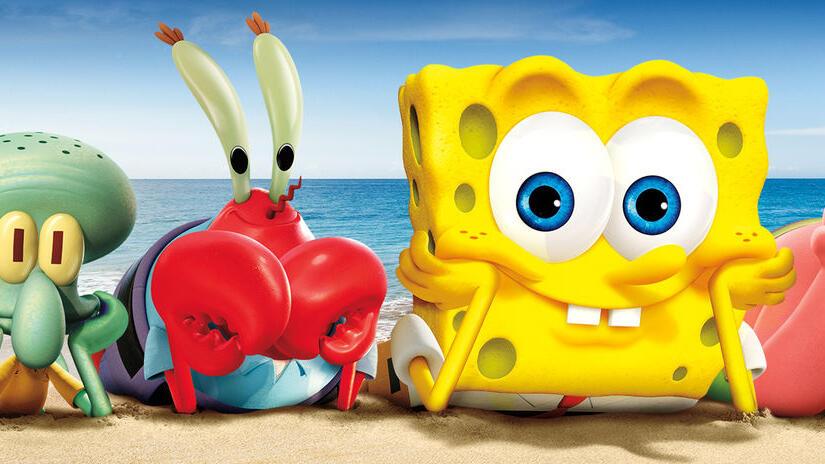 Immagine tratta da SpongeBob - Fuori dall'acqua