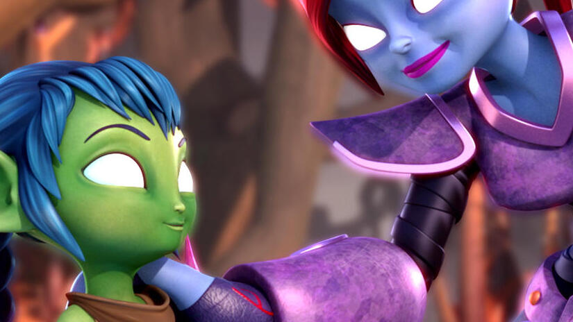 Picture from Skylanders Academy