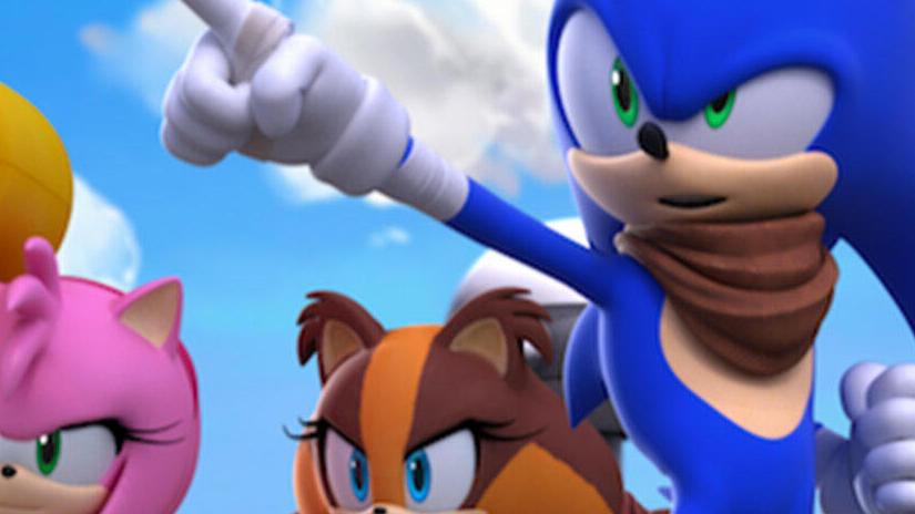 Immagine tratta da Sonic Boom