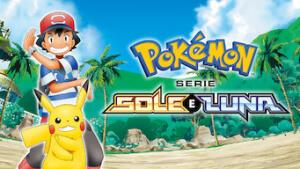 Serie Pokémon Sole e Luna