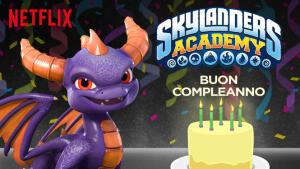 Skylanders Academy: Buon compleanno