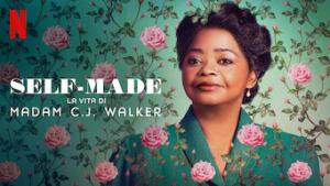 Self-made: la vita di Madam C.J. Walker