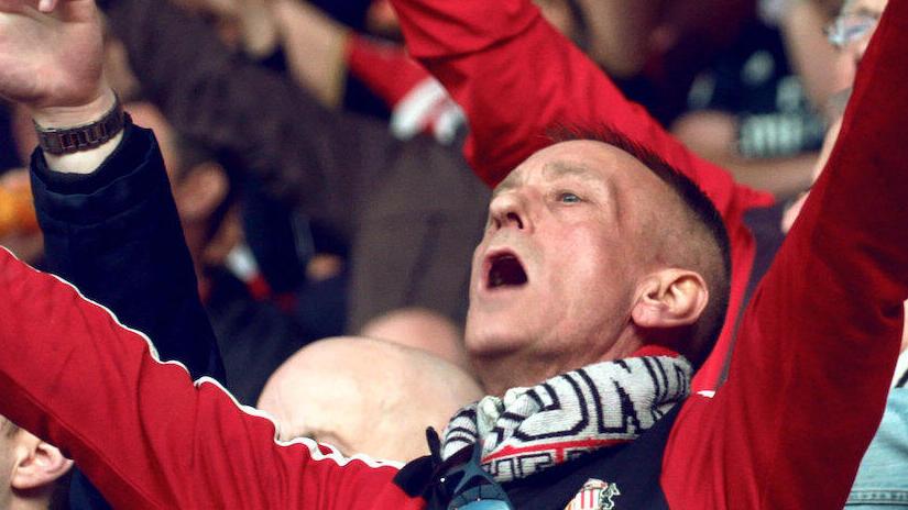 Immagine tratta da Sunderland 'Til I Die