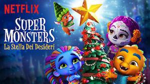 Super Monsters: La stella dei desideri