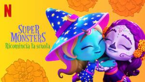Super Monsters: Ricomincia la scuola